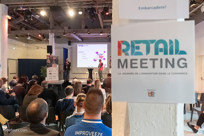 Retail-Meeting - Lyon 2019 - Ambiance