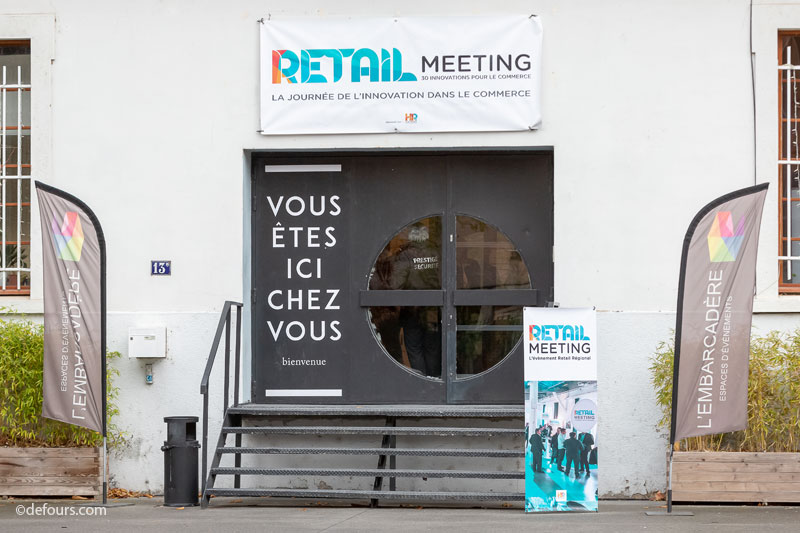 Retail-Meeting - Lyon 2019 - L'Embarcadère